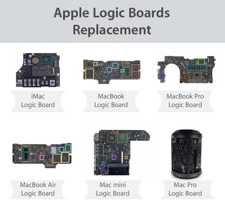 APPLE LOGIC BOARD REPLACEMENT SERVICE EXPLAINED