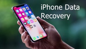 water damaged iphone x data recovery
