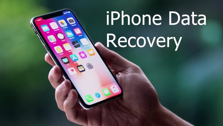 iPhone X DATA RECOVERY PROCESS EXPLAINED